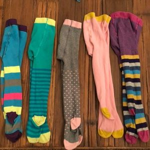 Mini Boden tights lot size 2-3 years